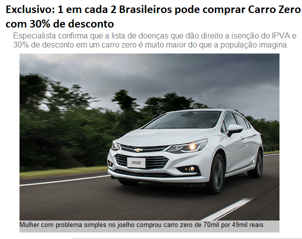 carro zero