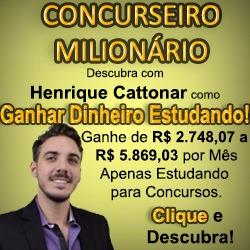 Concurseiro Milionário